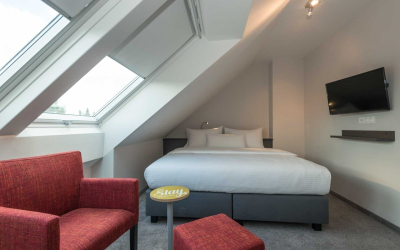 Loft Suite 2 - Schlafzimmer
