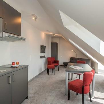 Residence Suite - Wohnraum