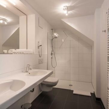 Loft Suite - Badezimmer