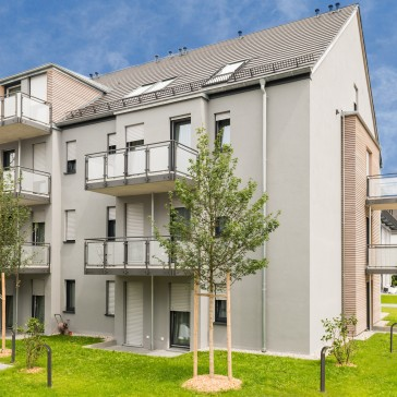 the Stay.residence - Außenansicht